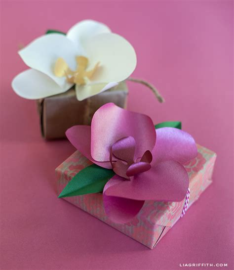 printable paper orchid my top 10 paper flowers lia griffith