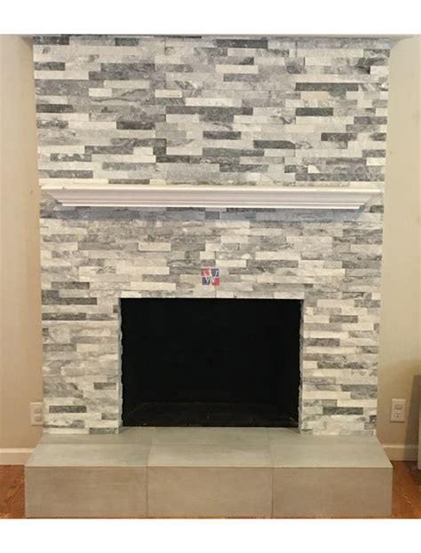 Kitchen Backsplash Gallery Buy Alaska Gray 6x24 Ledger Wallandtile Com