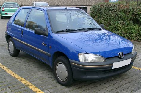 peugeot 105 for sale file peugeot 106 front 20071031 jpg wikimedia commons