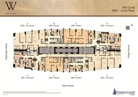 high rise floor plans high rise residential floor plan google search