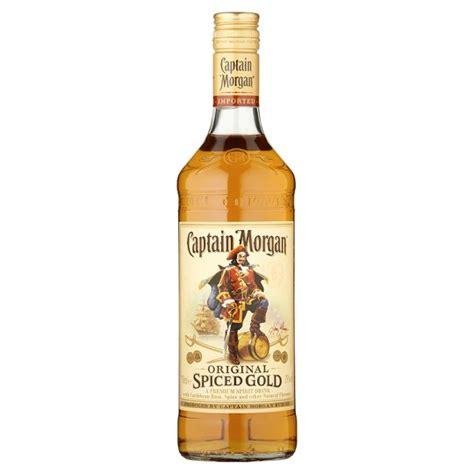 captain morgans spiced rum captain spiced rum bottle butler