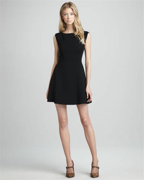 Dress Classic Black connection ruth classic aline dress in black lyst