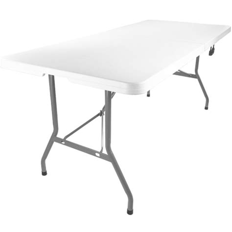 6 Foot Plastic Folding Table Plastic Folding Tables 6 Foot Folding Table Bi Fold
