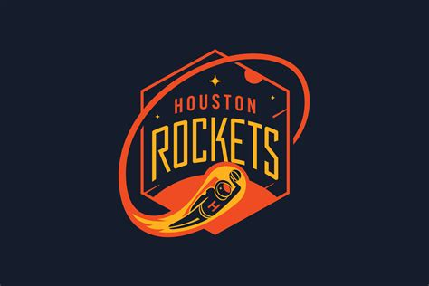 nba logo redesigns by michael weinstein michael weinstein nba logo redesigns houston rockets