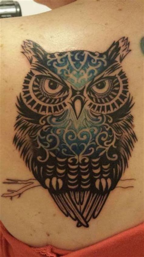 tattoo owl back owl tattoo backdenenasvalencia