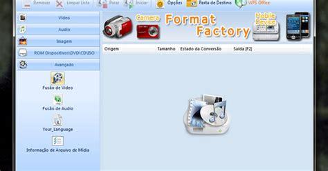 format factory unir videos como unir arquivos de 225 udio e v 237 deo usando o format