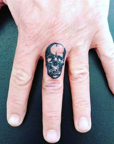 finger tattoo designs for men 75 finger tattoos for manly design ideas