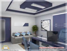 Office Design Interior by Beautiful 3d Interior Office Designs Kerala Home Design