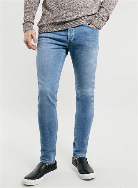tall skinny ls light wash stretch skinny jeans