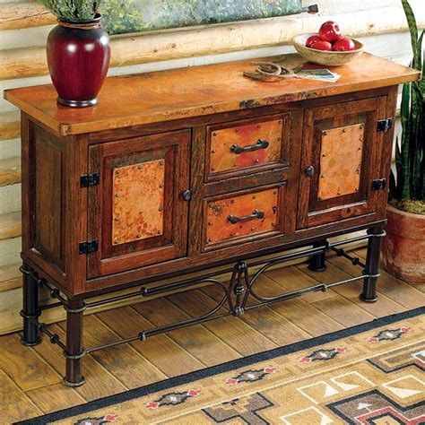 60 best copper table images on pinterest copper table western furniture pablo copper console table lone star