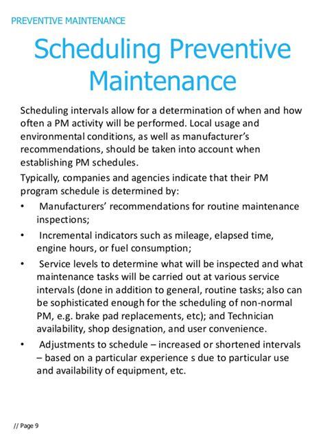 Preventive Maintenance E Book Scheduled Server Maintenance Email Template