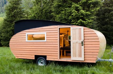 mobile tiny homes a look inside this beautiful sustainable mobile tiny house