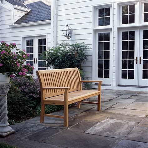 Summer House Patio by Kingsley Bate Chelsea Seating Summer House Patio
