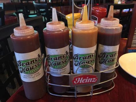 Branch House Tavern by Bbq Sauces
