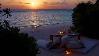 romantic beach inspirations on the horizon romantic coastal dining