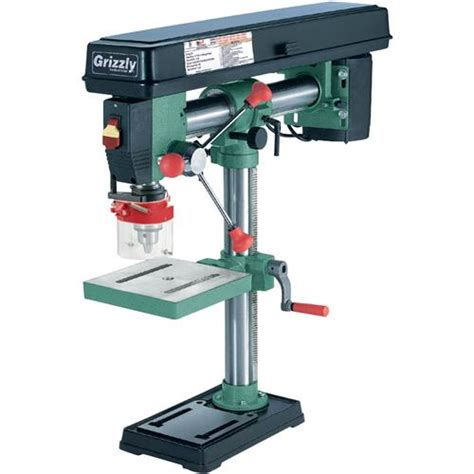 bench drill press for sale g7945 5 speed bench top radial drill press 1 2 hp