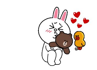 Brown Cony 03 line 官方贴图 brown cony s lonely hearts date exle with