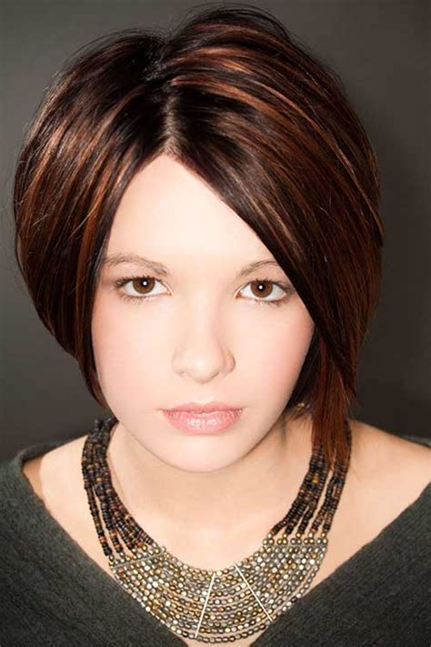 bob hairstyles for round faces 2016 20 bob haircuts for round faces bob hairstyles 2017