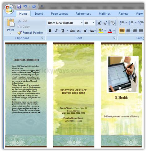 top 10 must read leaflet flyer design tips from a pro how to make a leaflet online theleaf co