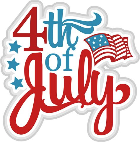 4th of july clipart pause enjoy happy july 4th a family history
