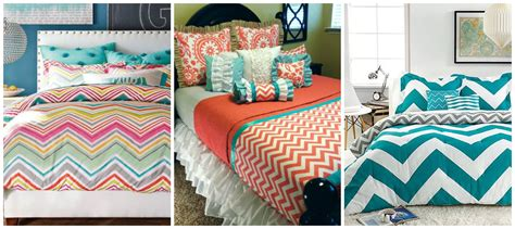 chevron pattern bedding chevron bedding 74 liked on polyvore featuring home bed