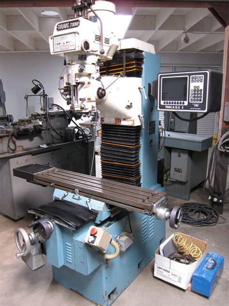 trm machines used prototrak cnc machinery prototrak trm with mx2 cnc