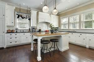 Country Kitchen With White Cabinets by 26 Gorgeous White Country Kitchens Pictures Designing Idea