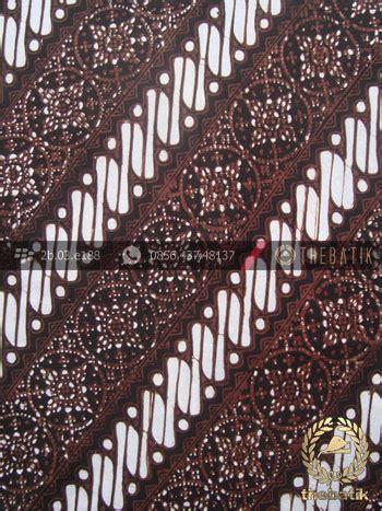 Batik Klasik jual batik klasik jogja motif klithik nithik sogan