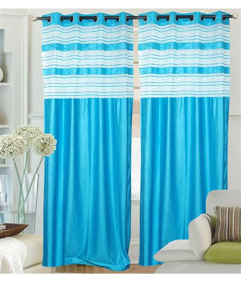 fantasy home decor fantasy home decor set of 4 door eyelet curtains buy