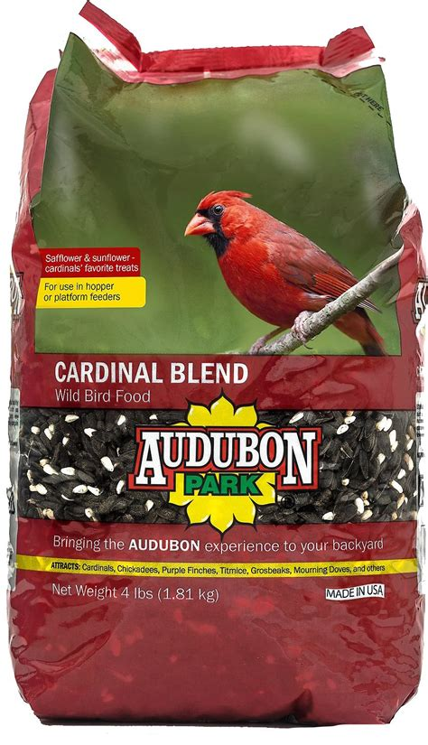 audubon park hummingbird food rating audubon park cardinal blend bird food 4 lb bag chewy