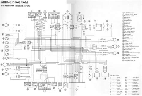 87 warrior 350 wiring diagrams 350 warrior transmission