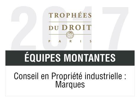 Cabinet Conseil Propriété Intellectuelle by Inscripta R 233 Compens 233 Par Les Troph 233 Es Du Droit Inscripta