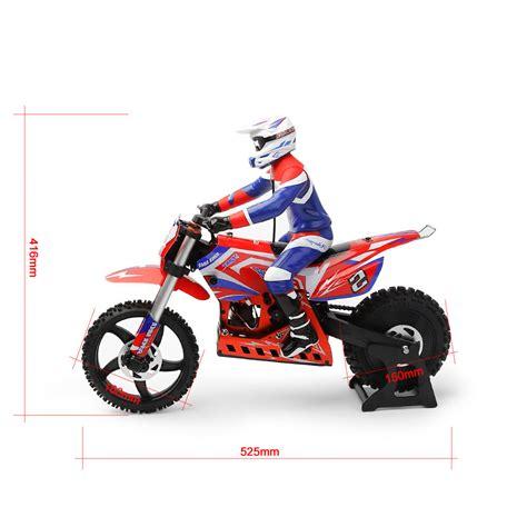 1 4 Rc Motorrad by Skyrc 1 4 Scale Super Rider Sr5 Rc Motorrad Racing Bike 2