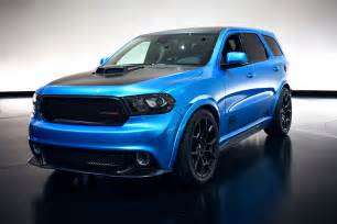 The sema debut of the dodge durango shaker the official blog of