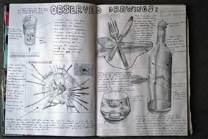 Gcse Sketchbook Exles