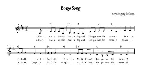 song for free nursery rhymes gt bingo song free mp3 audio