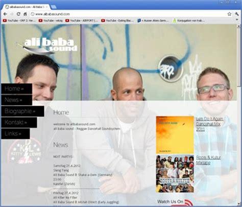 alibaba zurich schaffhausen alibaba soundsystem z 252 rich mit neuer homepage
