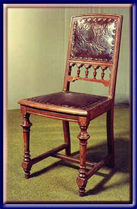 Stuhl 17 Jahrhundert by St 252 Hle Im M 246 Belfundus Iii