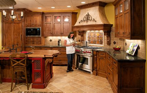 Decorating Ideas For Kitchen Colors Tuscan Kitchen Ideas Room Design Ideas