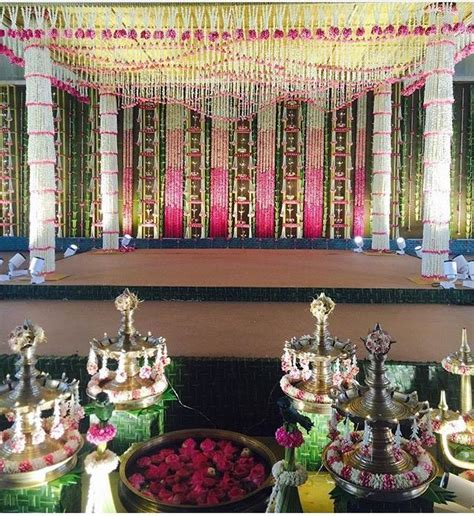 330 best South Indian wedding decorations images on