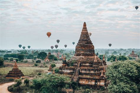 temples  bagan  experience  travel tips