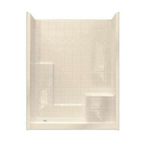 Walk In Shower Kits With Seat by Shower Stalls Kits Showers The Home Depot