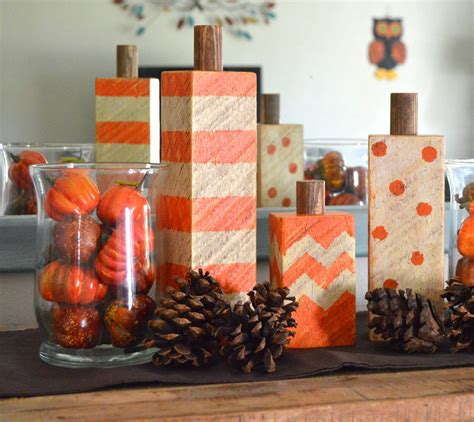 diy fall craft projects diy fall decorations you can t live without