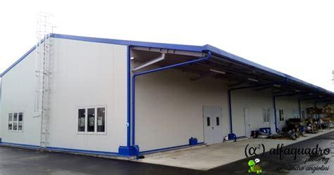 capannoni in acciaio capannone in acciaio rivestito da pannelli isolanti bologna