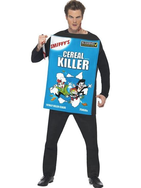 Cereal Killer cereal killer costume