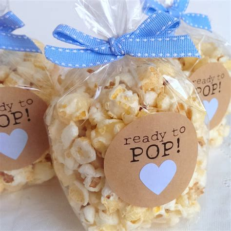 Stickers For Baby Shower Favors by Ready To Pop Stickers Are The Finishing Touch On Baby