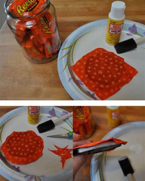 como decorar las tapas de los frascos de mayonesa c 243 mo decorar nuestros frascos de cristal