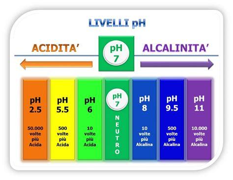 ph alimenti conosci il tuo equilibrio acido alcalino
