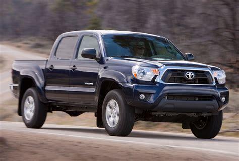 2014 Toyota Tacoma Review 2014 Toyota Tacoma Review Cargurus