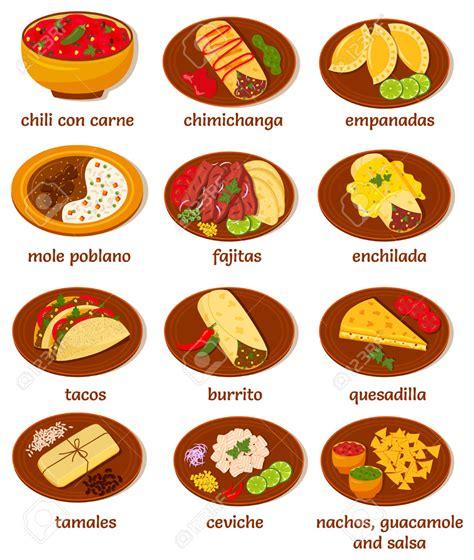 la comida mexicana resultado de imagen para vocabulario de la comida mexicana